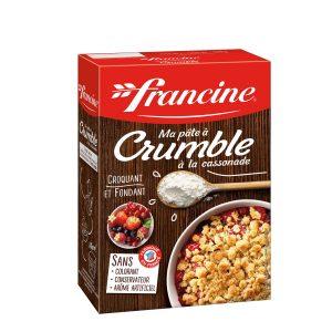 Crumble Batter Mix Francine