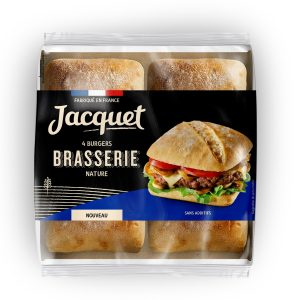 "Pains Burger ""Brasserie"" Jacquet - My French Grocery"