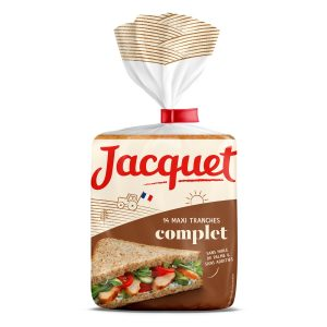Wholegrain Soft Bread Jacquet