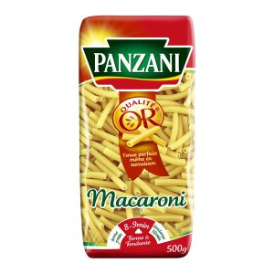 Pâtes Macaroni Panzani - My French Grocery