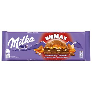 Chocolate Almonds & Toffee Milka