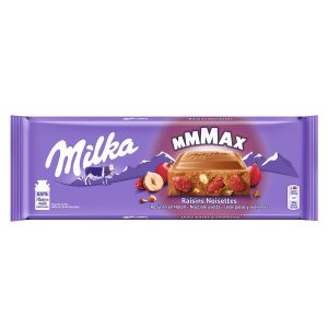 Chocolat Raisin / Noisettes Milka - My French Grocery