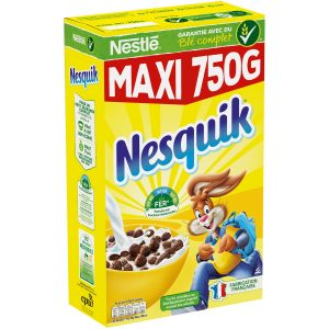 Nesquik Chocolate Cereals