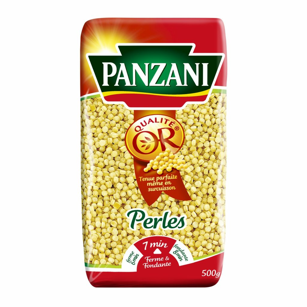 Pasta Pearls Panzani