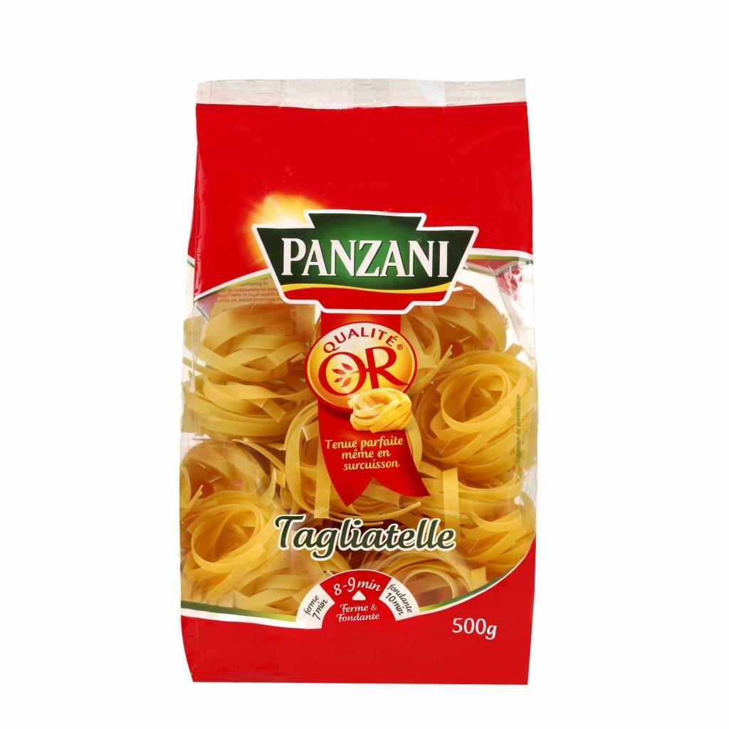 Pâtes Tagliatelle Panzani - My French Grocery