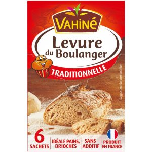 Baker's Yeast Vahiné