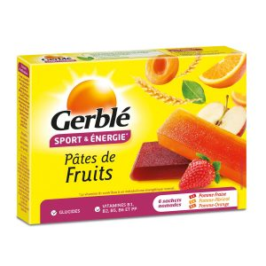 Fruit Bars Assortment Gerblé