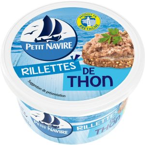 Rillettes De Thon Petit Navire - My French Grocery