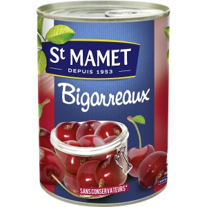 Cherry Bigarreaux In Syrup St-Mamet