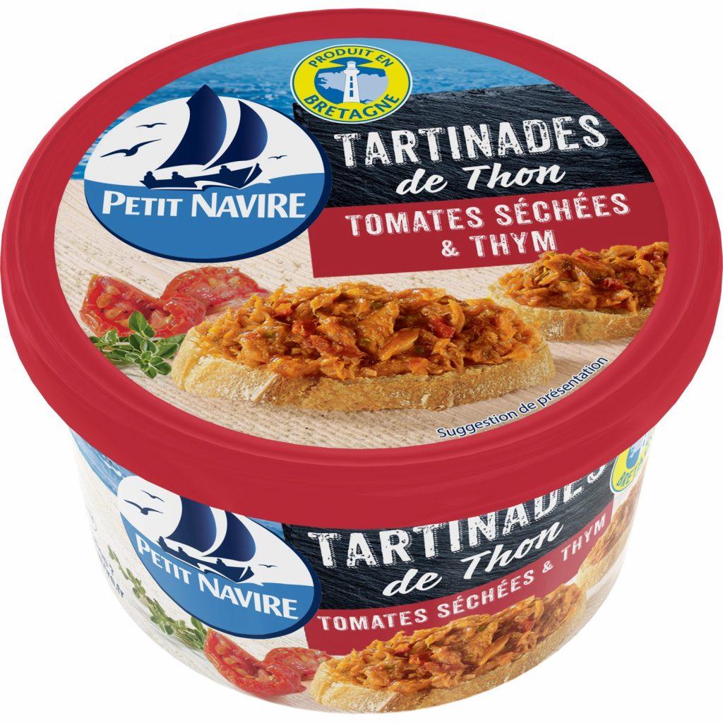 Tuna Spread With Tomato Petit Navire