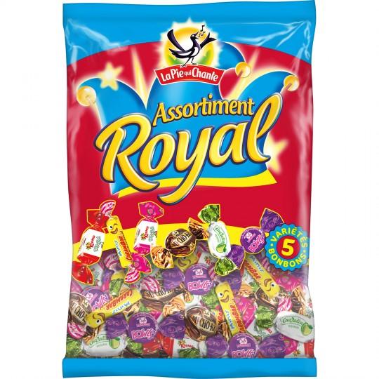 """Candies """"Assortiment Royal"""" La Pie Qui Chante"""