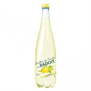Boisson Gazeuse Citron / Citron Vert Badoit - My French Grocery