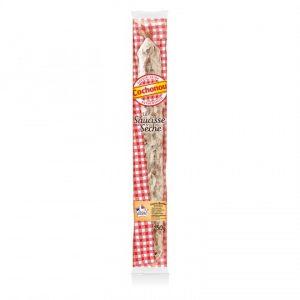 Saucisse Sèche Pur Porc Cochonou- My French Grocery