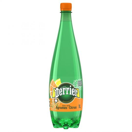 Sparkling Water Citrus Flavor Perrier