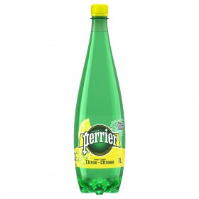 Sparkling Water Lemon Flavor Perrier