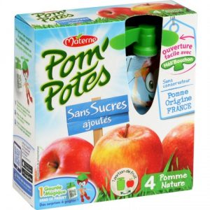 Apple Pom'Potes Materne