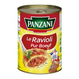 Ravioli Pur Bœuf Panzani - My French Grocery