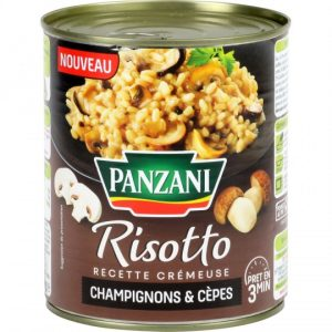 Risotto Panzani - My French Grocery