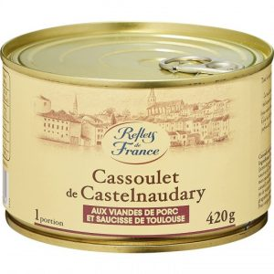 Cassoulet De Castelnaudary Reflets De France - My French Grocery
