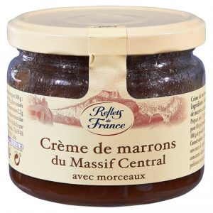 Crème De Marrons Reflets De France - My French Grocery