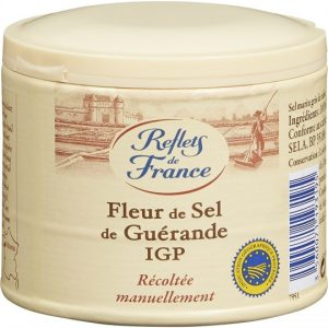Fleur De Sel De Guérande Reflets De France - My French Grocery