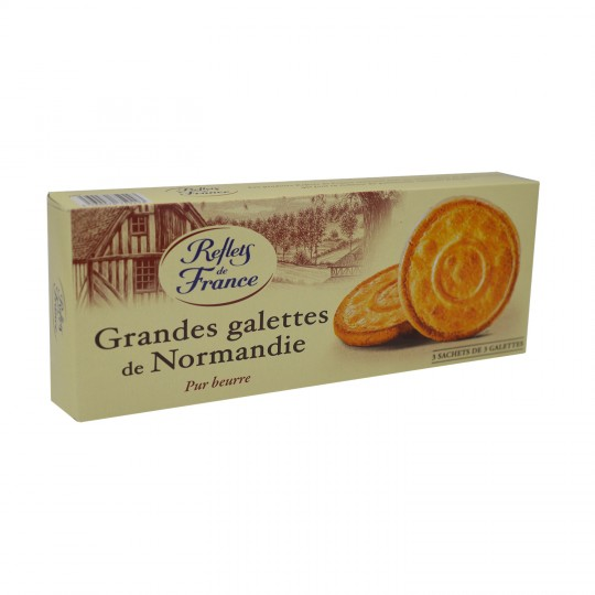 Galettes De Normandie Reflets De France - My French Grocery