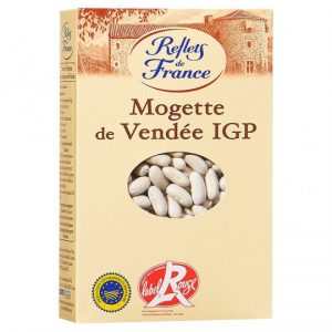 Mogette Beans Label Rouge Reflets De France