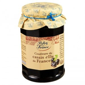Confiture De Cassis Reflets De France - My French Grocery