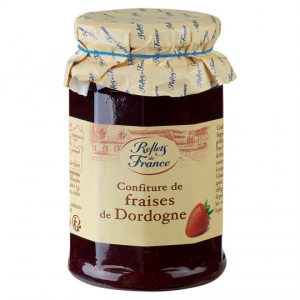 Confiture De Fraises Reflets De France - My French Grocery