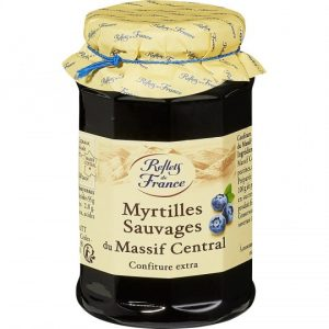 Confiture De Myrtilles Reflets De France - My French Grocery