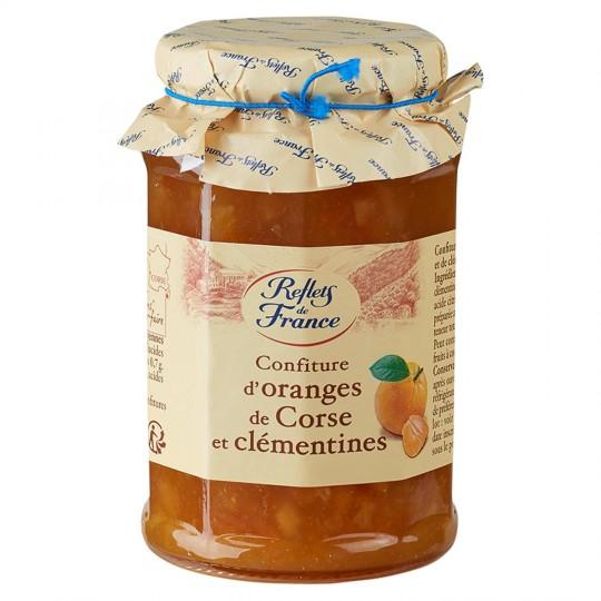 Confiture Orange & Clémentine Reflets De France - My French Grocery