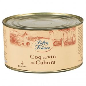 Coq Au Vin Reflets De France - My French Grocery