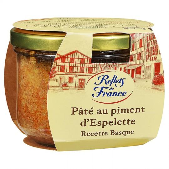 Pâté Au Piment d'Espelette Reflets De France - My French Grocery