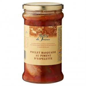 Poulet Basquaise Au Piment d'Espelette Reflets De France - My French Grocery