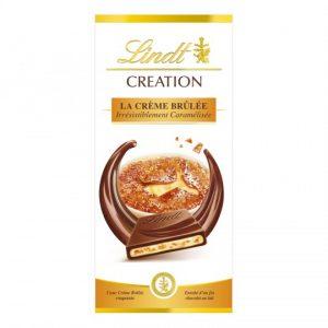 Lindt Crème Brûlée Chocolate