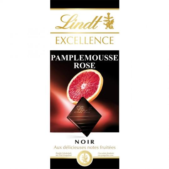 Lindt Grapefruit Dark Chocolate