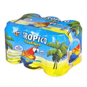 Boisson Exotique Tropico 6 X 33 cl - My French Grocery