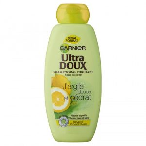 "Soft Clay Shampoo ""Ultra Doux"""