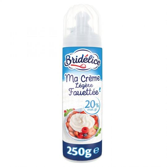 Chantilly Cream Bridélice