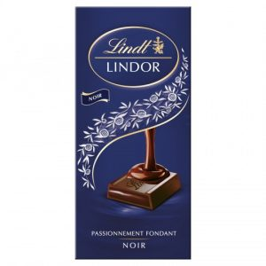 Lindt Melting Dark Chocolate Lindor