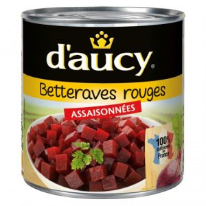 Betteraves Rouges D'Aucy - My French Grocery