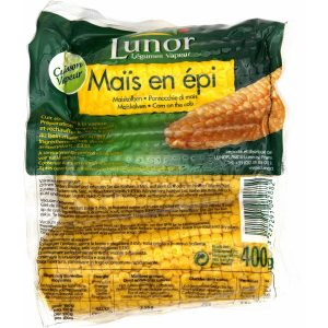 Maïs En Epi Lunor