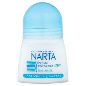 Déodorant Triple Efficacité Narta